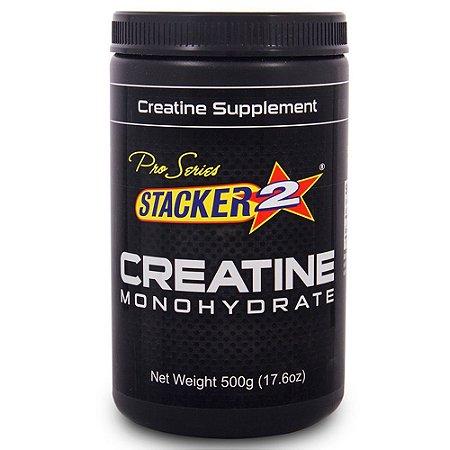 Creatine Monohydrate 500g - Stacker 2