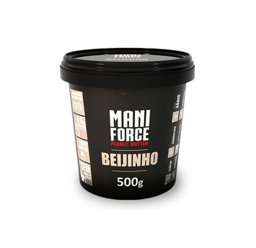 Pasta de Amendoim (500G) Mani Force
