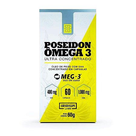 Poseidon Omega 3 - 60 Cáps - Iridium Labs