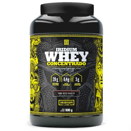 Iridium Whey Concentrado 900g Iridium Labs