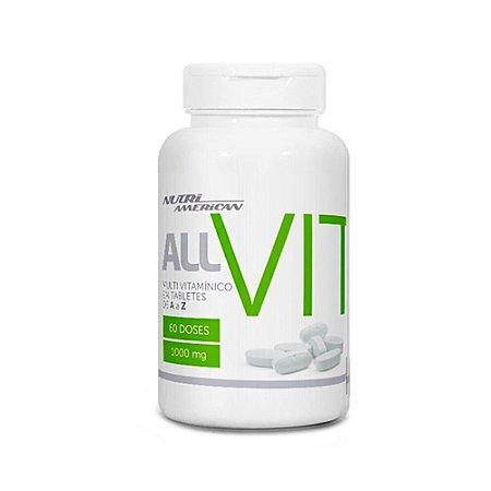 Multivitaminico All Vit 60 doses - Nutri American