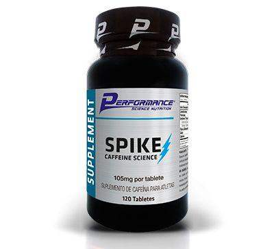 Spike Caffeine Science 120 Tabletes - Performance Nutrition