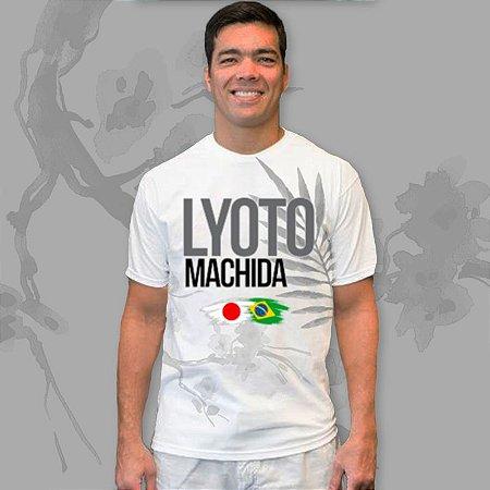 Lyoto Machida Brasil/Japao Branca