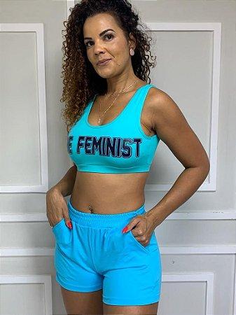 "Top Fitness ""Be Feminist"""