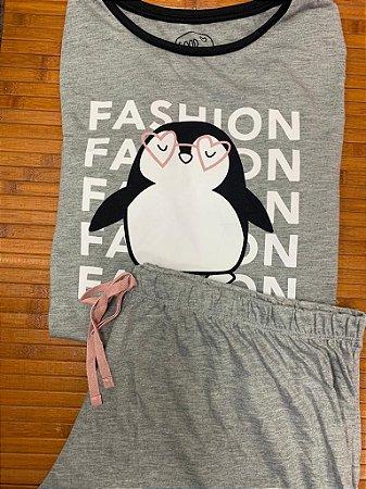 "Pijama ""Fashion"" Plus Size"""