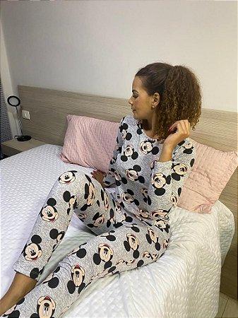 """Pijama """"Mickey´s"""" de Inverno"""