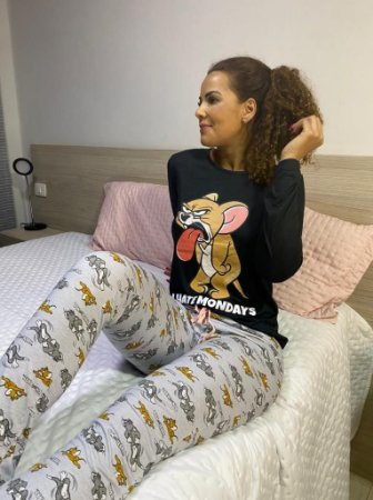 "Pijama ""Tom & Jerry"""