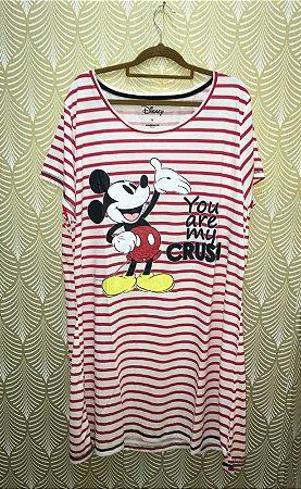 "Camisola Mickey ""Crush"""