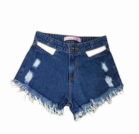 Short Jeans Feminino Anitta