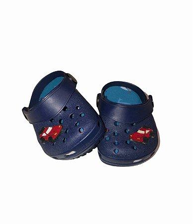 Crocs Infantil Carro