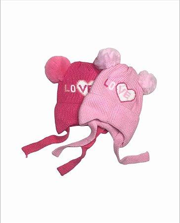 Touca Infantil Love