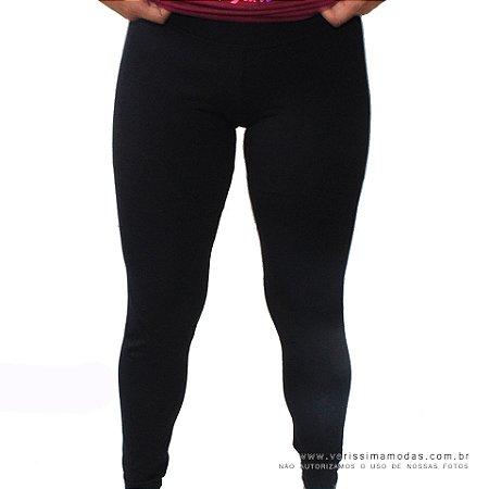 Calça Legging Básica Fitness