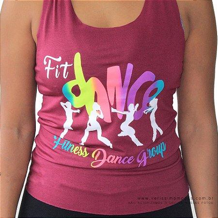 Regata Fitness Feminina Fitdance