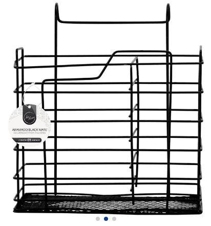Escorredor de talheres Black Kitchen