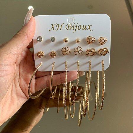 Mix De Argolas Diamante