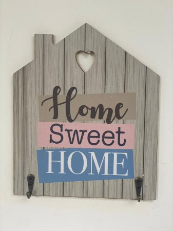 Porta Chaves - Home Sweet Home