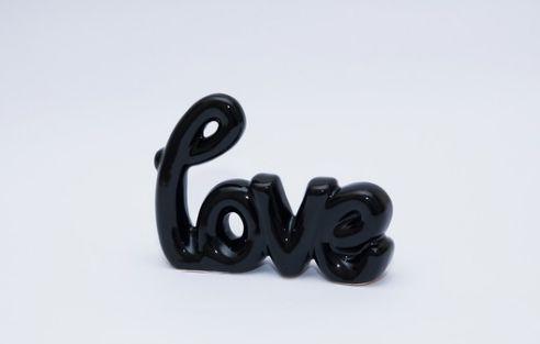 Enfeite Decorativo LOVE