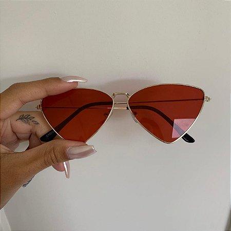 Óculos de Sol Diamond Red