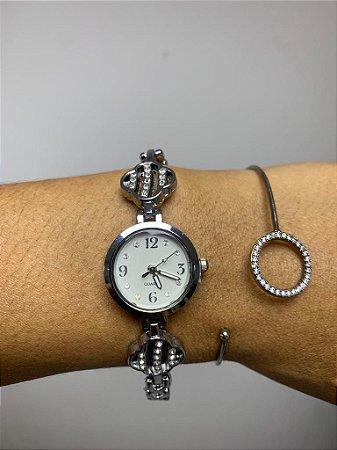 Relógio Feminino Details