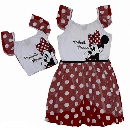 Camisola Minnie Mouse Infantil