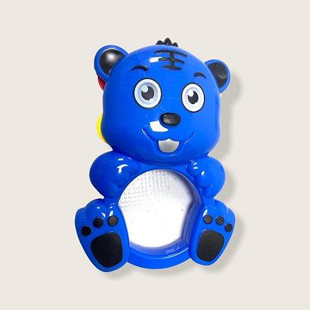 Chocalho para bebês Ursinho