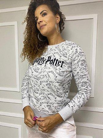 "Moletom ""Harry Potter"""