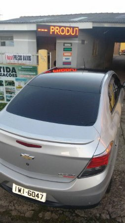 Envelopamento de Teto/Capô para veículos pequenos