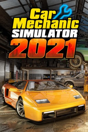 Car Mechanic Simulator 2021 Xbox One - Código 25 Dígitos