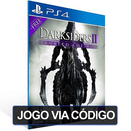 Darksiders II Deathinitive Edition - PS4 - Digital Código 12 Dígitos Brasileiro