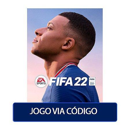 FIFA 22 Standard Edition Xbox One - Código 25 Dígitos (Não é conta compartilhada)
