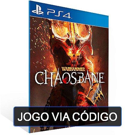 Warhammer Chaosbane - PS4 - DIGITAL CÓDIGO 12 DÍGITOS BRASILEIRO