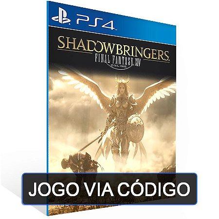 FINAL FANTASY® XIV: SHADOWBRINGERS - Edição de Colecionador - PS4 - DIGITAL CÓDIGO 12 DÍGITOS BRASILEIRO