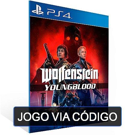 Wolfenstein: Youngblood - DIGITAL CÓDIGO 12 DÍGITOS BRASILEIRO
