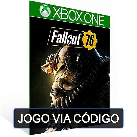 Fallout 76 - Standard Edition - XBOX - CÓDIGO 25 DÍGITOS BRASILEIRO