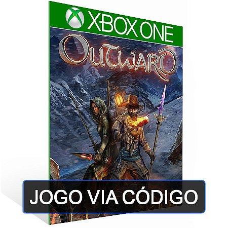 Outward - XBOX - CÓDIGO 25 DÍGITOS BRASILEIRO
