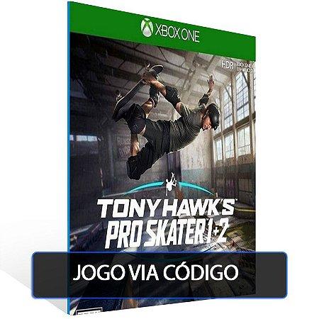 Tony Hawk's™ Pro Skater™ 1 + 2 -xbox one-código de 25 dígitos brasileiro