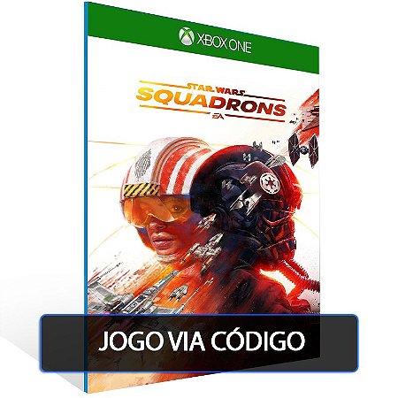 STAR WARS: SQUADRONS- Código 25 dígitos - Xbox One