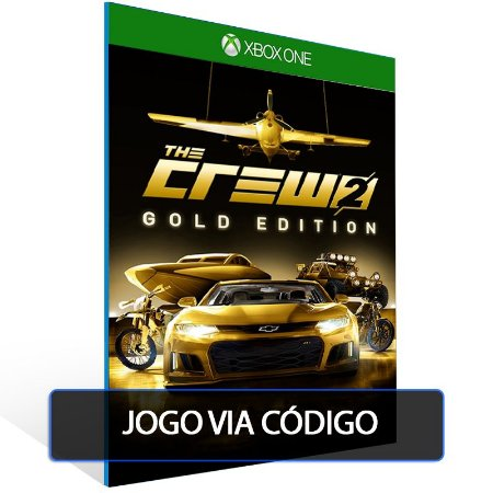 THE CREW 2 - Gold Edition- Xbox One