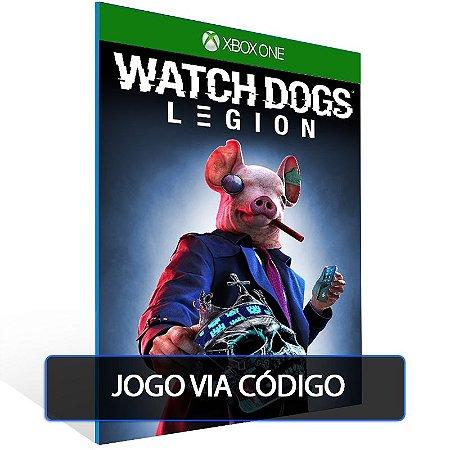 Watch Dogs: Legion - XBOX - CÓDIGO 25  DÍGITOS BRASILEIRO