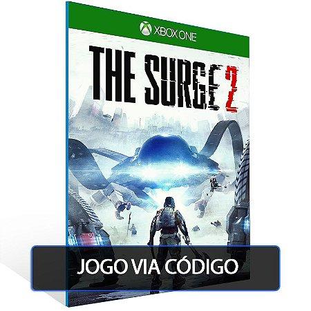 The Surge 2 - Código 25 dígitos - Xbox One