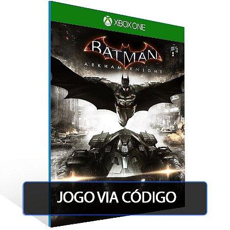 Batman™: Arkham Knight- Código 25 dígitos - Xbox One