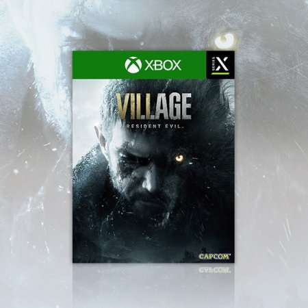 Resident Evil Village - Deluxe Edition - Xbox One 25 Digitos