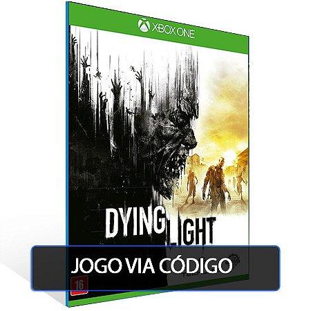 Dying Light - Xbox One - Codigo de 25 digitos brasileiro