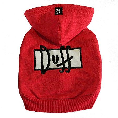 Moletom Pet Duff