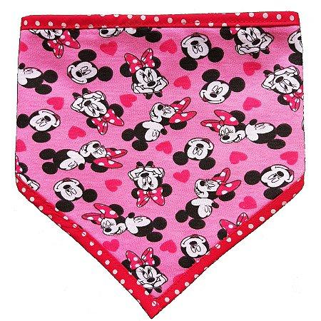 Bandana Pet Mickey e Minnie