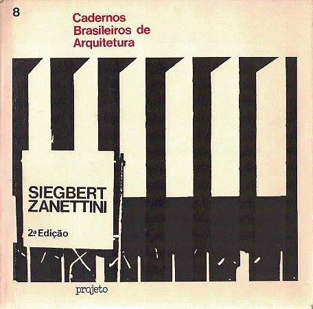 Cadernos brasileiros de arquitetura