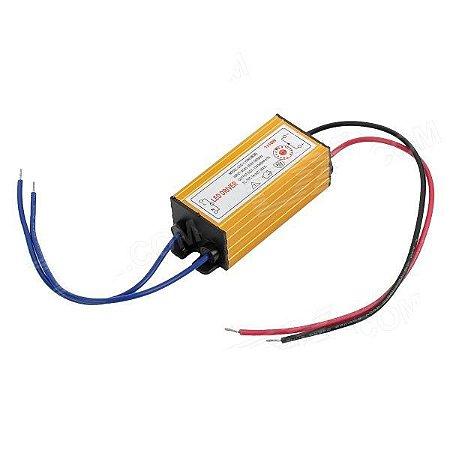 DRIVER PARA REFLETOR LED 10W
