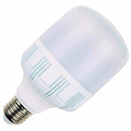 LAMPADA LED INDUSTRIAL BULBO LCQ E40 100W BRANCO FRIO BIVOLT