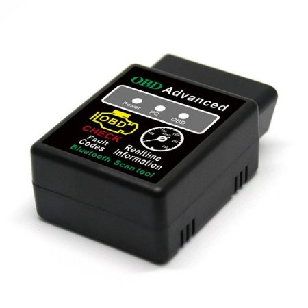 Scanner Automotivo Advanced Hh Obd Elm 327 Bluetooth
