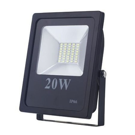 Refletor LED Holofote MicroLED SMD 20W